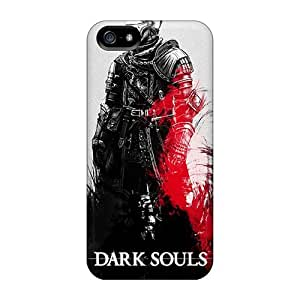 Premium Durable Dark Souls Fashion Tpu Iphone 5/5s Protective Case Cover