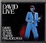 BOWIE, DAVID - DAVID LIVE : 2CD IN FAT CD CASE