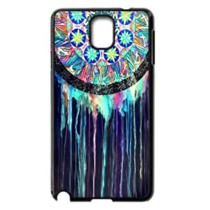 Colorful Dream Catcher Cheap Custom Cell Phone Case Cover for Samsung Galaxy Note 3 N9000, Colorful Dream Catcher Galaxy Note 3 N9000 Case