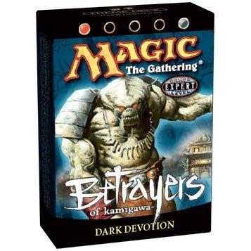 Deck Kamigawa Theme (Magic the Gathering MTG Betrayers of Kamigawa Dark Devotion Theme Deck)
