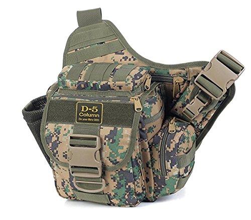 Multifunktionale wasserdichte Tasche Kameratasche Brieftasche