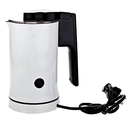 SZP Leche Espumador Blanco Líquido Eléctrico Calentador De Leche Caliente Y Fría Función De Café De