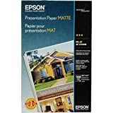 Epson Presentation Paper MATTE (8.5x14 Inches, 100 Sheets) (S041067)
