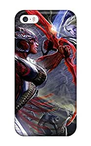 Pretty VwJZiQl10331FWQsU Iphone 5/5s Case Cover/ Fight Comics Series High Quality Case