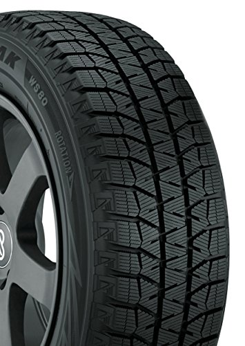Bridgestone Blizzak WS80 Winter Radial Tire - 225/55R17 97H