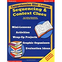Sequencing & Context Clues  (Comprehension Mini-Lessons)