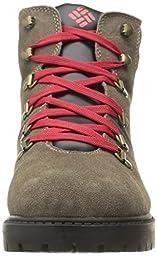 Columbia Youth Teewinot Stomper Hiking Boot (Little Kid/Big Kid), Mud, 1 M US Little Kid