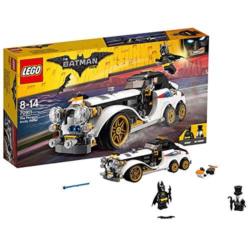LEGO Batman 70911 The PenguinTM Arctic Roller