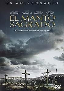 El Manto Sagrado (The Robe) [NTSC/REGION 4 DVD. Import-Latin America]