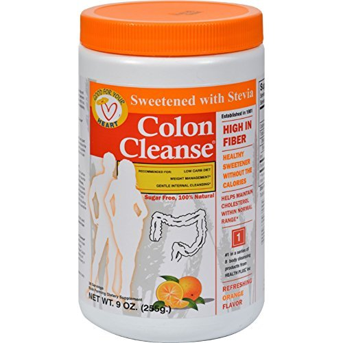 Health Plus Colon Cleanse Orange S/F 9 Fz