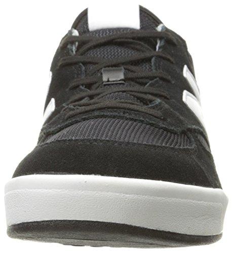 New White Classic Balance Men's Black Fashion Crt300 Court Sneaker aqa6zB