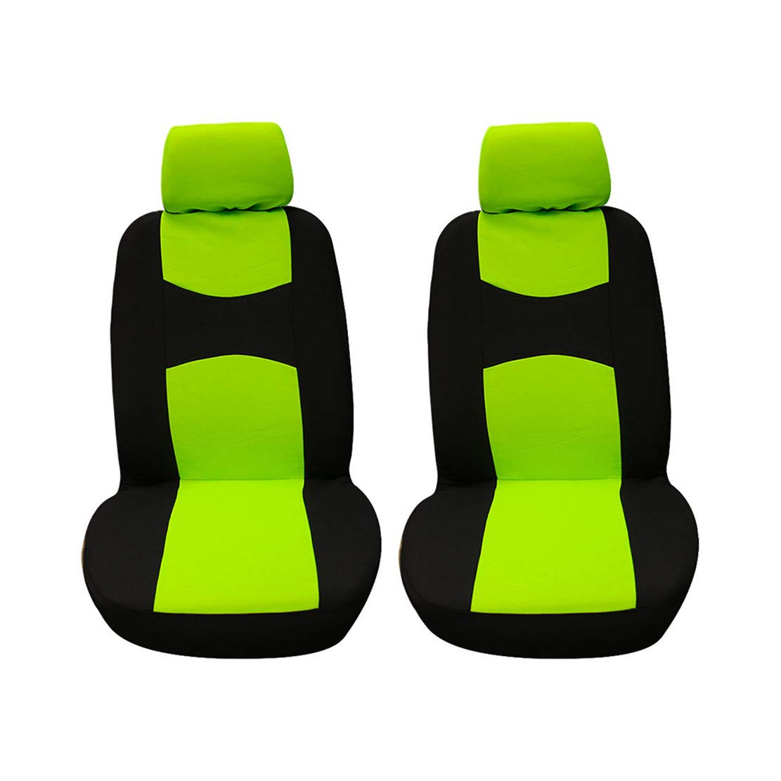 Full Set Front /& Rear Universal Resistant Covers Set GODGETS Car Seat Covers Auto Interior Accessories Universal Seat Cover Protector,Black Red,2 * Front Seater 3 * Back Seater