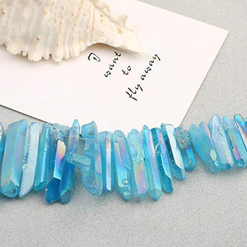 Rock Crystal Pendant Light
