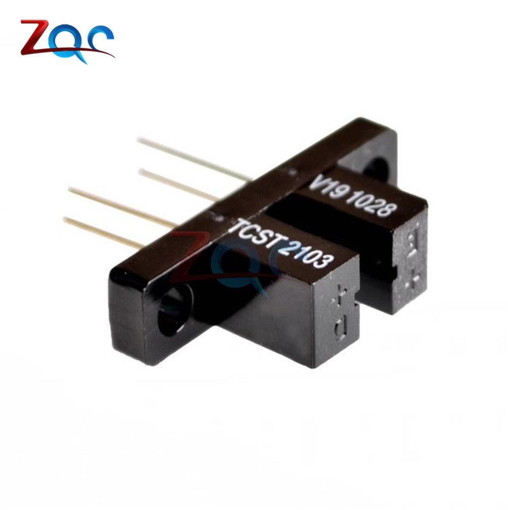 Optoelectronic Switch Photo Interrupter Tcst2103 Optical Endstop Circuit For Reprap 3d Printer Industrial Scientific