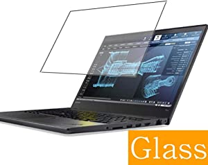 """Synvy Tempered Glass Screen Protector for Lenovo ThinkPad P51s 2017 15.6"""" Visible Area Protective Screen Film Protectors 9H Anti-Scratch Bubble Free"""