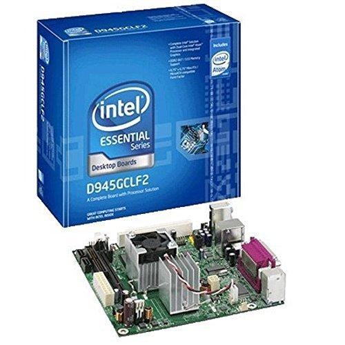 Lga775 Mini Itx Motherboard (Intel BOXD945GCLF2 Atom Int945GC LGA775 FSB533 DR2 GMA 950 Aud mini ITX RT Motherboard D945GCLF2)