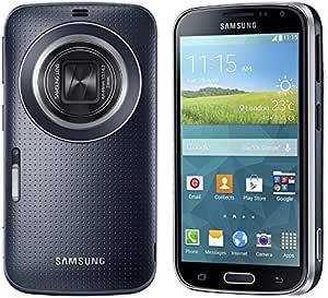 Samsung Galaxy K Zoom (S5 Zoom) SM-C115 16GB Smartphone Libre Android Smartphone, Negro [Asia Version]: Amazon.es: Electrónica