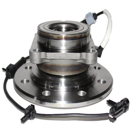 - Brand New Front Wheel Hub and Bearing Assembly for Chevy, GMC, K2500, K3500 8 Lug W/ABS 515041
