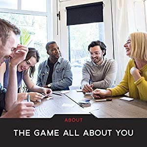 Hot Seat Adult Card Game – The Adult Party Game About Your Friends