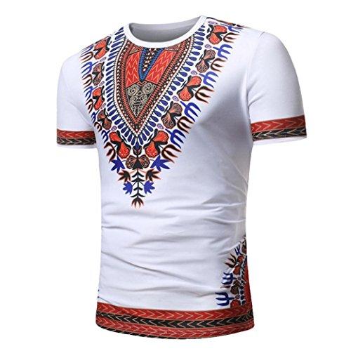 4f9a26bc1d0f0 Camisetas Africano Hombre LHWY
