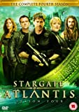 Stargate Atlantis: The Complete Fourth Season [DVD] by Amanda Tapping