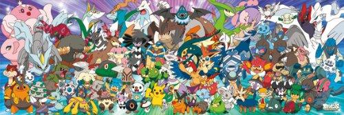 Pokemon Best Wishes 432pieces import) Jigsaw Puzzle 432-L02 (japan import) 432pieces c2d6fe