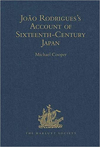 Descargar Gratis Libros João Rodrigues's Account Of Sixteenth-century Japan Falco Epub