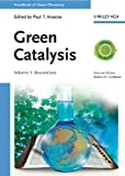 Green Catalysis, , 3527324984