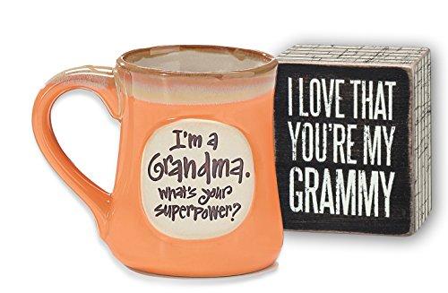 grandmother coffee mug set - 9
