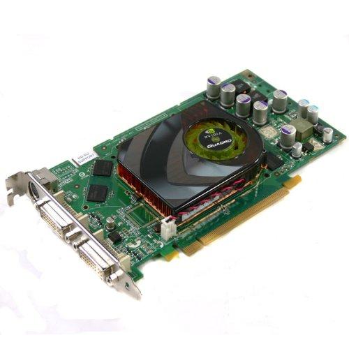 256MB HP nVIDIA Quadro FX1500 PCI-E Smart Buy Graphics Card Dual DVI ES355UT - Nvidia Quadro Fx1500 Pci Express