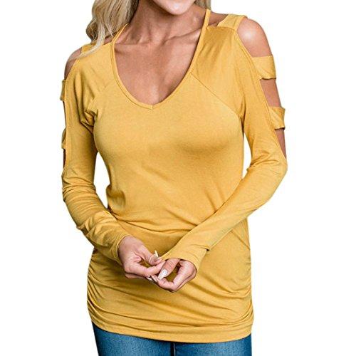 アブセイフリンジ三角形[S-XL] レディース Tシャツ ストラップレス セクシー 長袖 トップス おしゃれ ゆったり カジュアル 人気 高品質 快適 薄手 ホット製品 通勤 通学