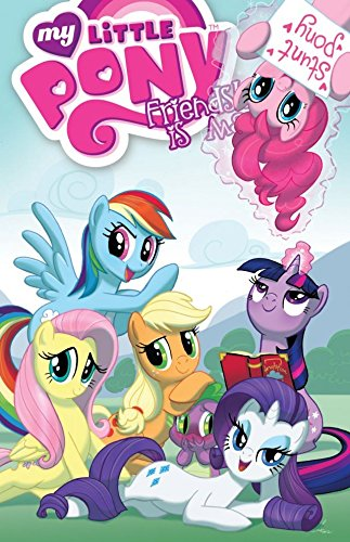 My Little Pony: Friendship Is Magic Vol. 2]()