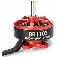 BangBang Racerstar Racing Edition 1103 BR1103 10000KV 1-2S Brushless Motor Red For 50 80 100 RC Multirotor