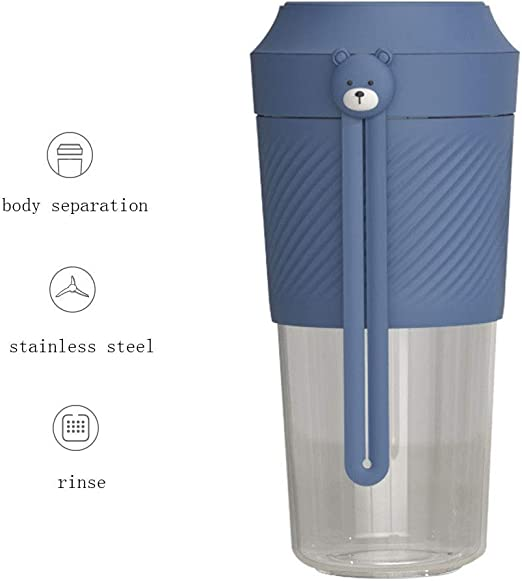 Feng Creative Environmental Juicer, Mini Mezclador portátil ...