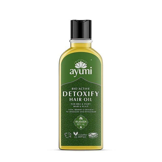 Ayumi Detoxify Hair Oil