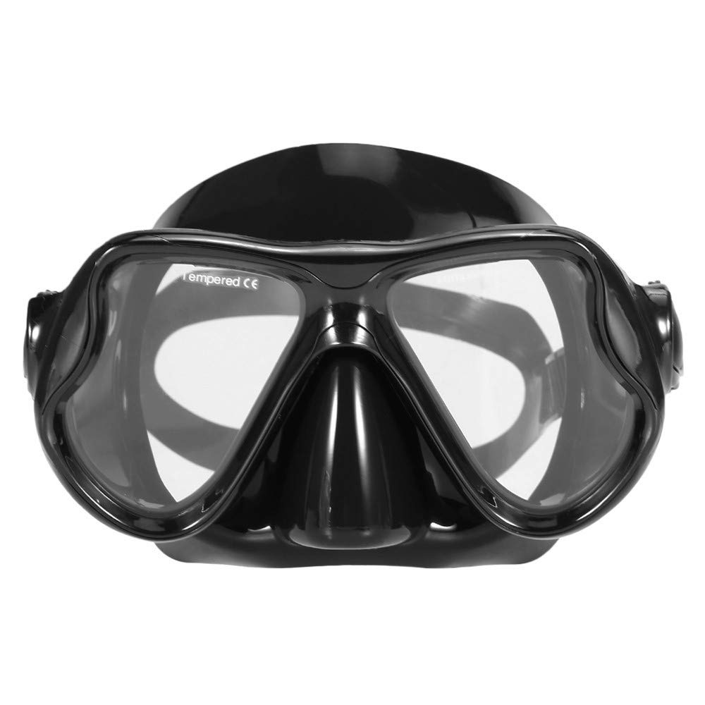vert  ZKDY Masque Masque Masque De Plongée La Plongée Boîte Boîte De RangeHommest De Lunettes De Plongée