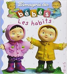 Limagerie des bébés - Les habits