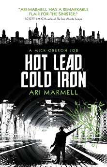 Hot Lead Cold Iron Oberon ebook product image