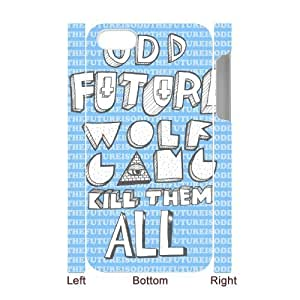 Winfors Odd Future Phone 3D Case For Iphone 4/4s [Pattern-5]