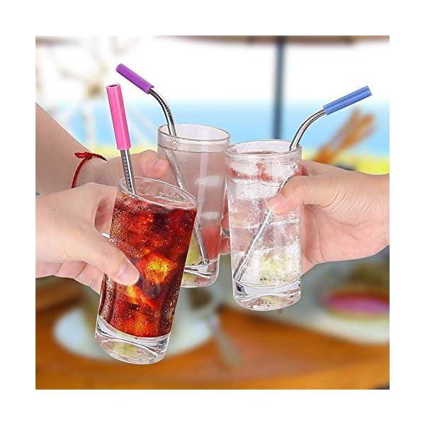 MOPKJH Vaschetta del Ghiaccio Vassoi di Ghiaccio per congelatore impilabile Coperchi Rimovibili Cocktail Whisky Silicone… 4 spesavip