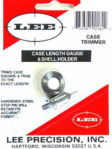 LEE PRECISION 45 ACP Gauge/Holder (Best 45 Acp Carbine)