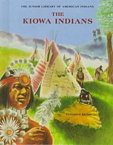 The Kiowa Indians (Junior Library of American Indians)