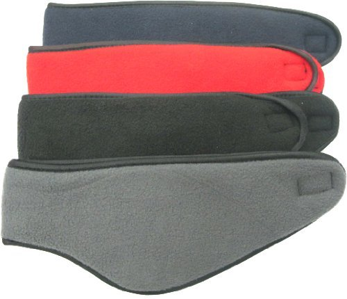 Wrap-around Ear Warmer, 4 (Wrap Around Ear Warmers)