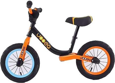 smzzz Bicicleta de Equilibrio para Aprender, Bicicleta clásica ...