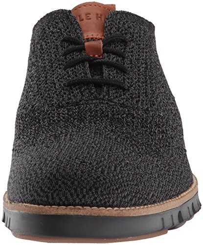 outlet store locations authentic Cole Haan Men's Zerogrand Stitchlite Oxford Black/Magnet/Black outlet original sast for sale outlet supply OOTXV