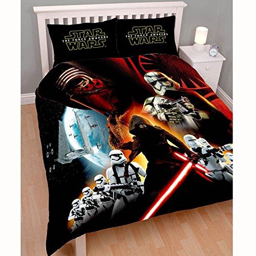 Copripiumino Star Wars.Star Wars Episode Vii Kylo Ren Awaken Double Panel Duvet Cover And