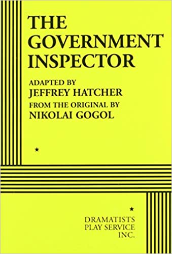 The Government Inspector (Hatcher) - Acting Edition