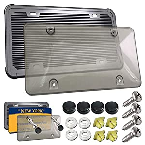 License-Plate-Cover-Frame-Shield