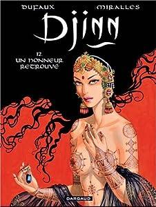 """Afficher """"Djinn n° 12 Un honneur retrouvé"""""""