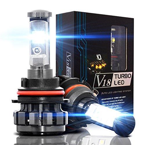 NINEO Headlight Bulbs Chips Conversion
